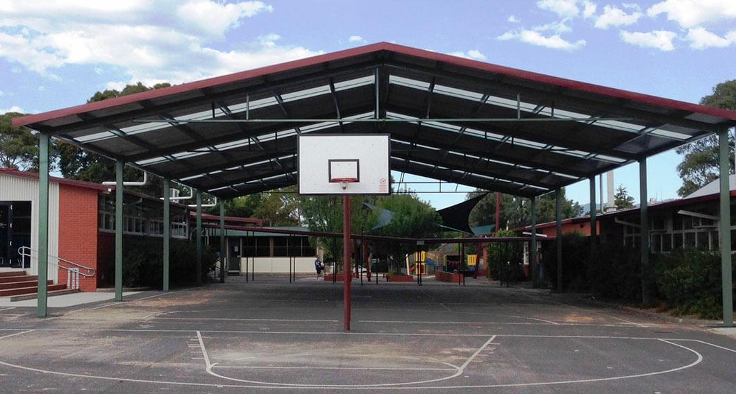 Netball Court Cover 4