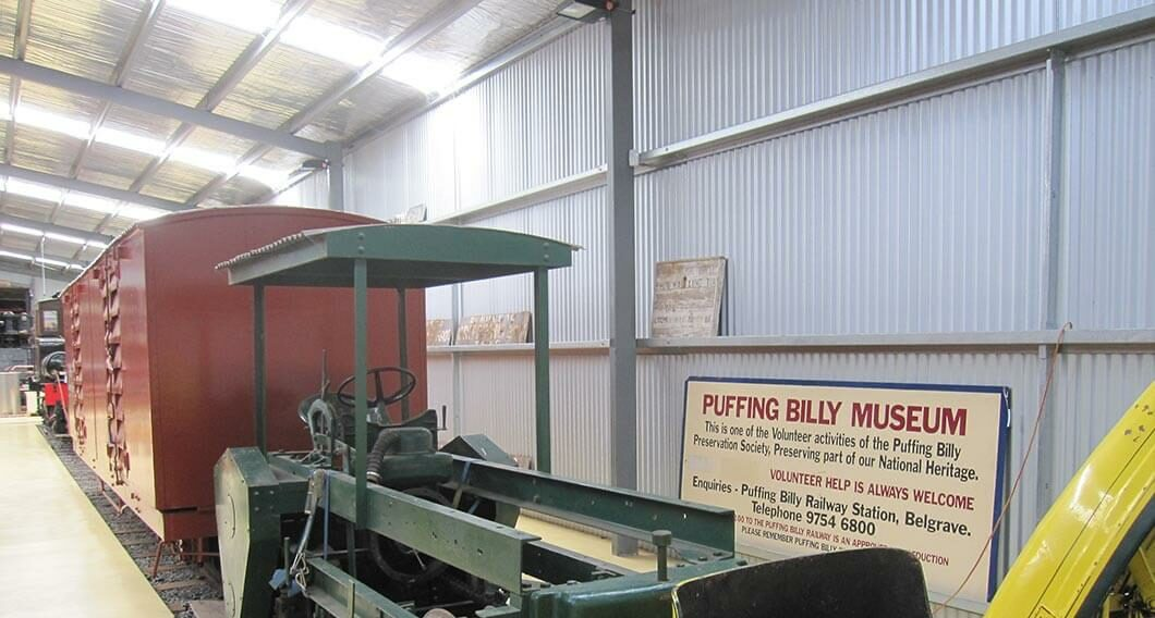 Puffing Billy 05