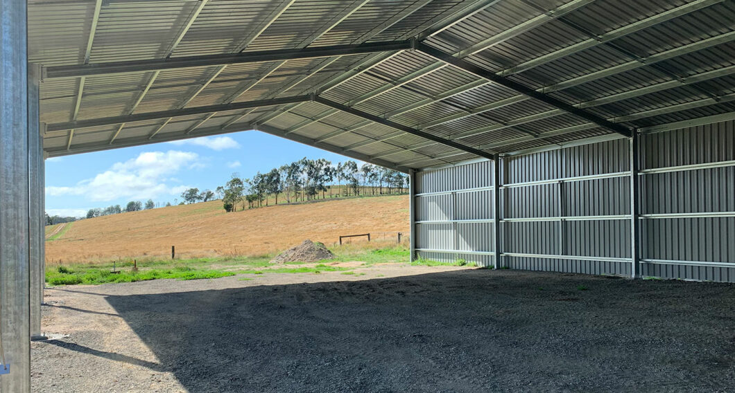Hay Shed 006